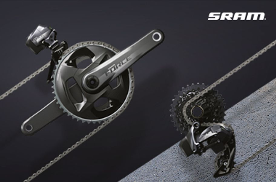SRAM FORCE® ETAP AXS™