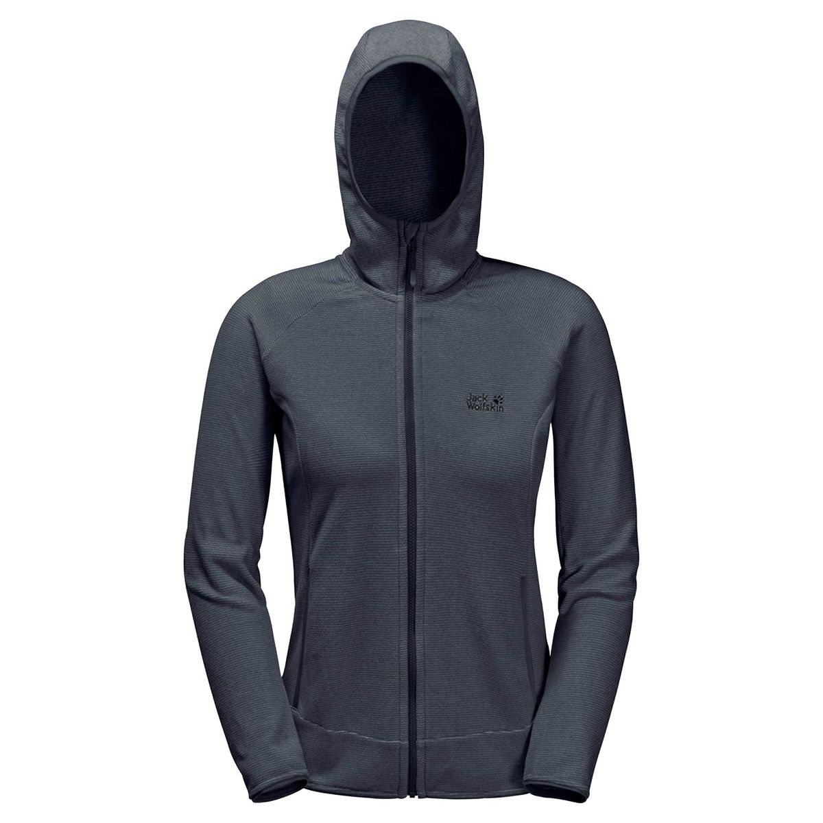 JACK WOLFSKIN LA Cumbre Trail Jacket Fleecejacke Damen in Gr