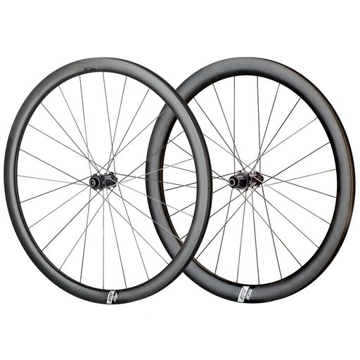 RC-Forty/Fifty Disc Carbon Rennrad-Laufradsatz