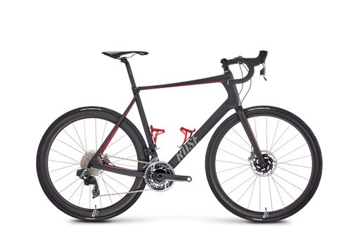 ROSE TEAM GF SIX DISC Red eTap AXS Ausstellungsrad