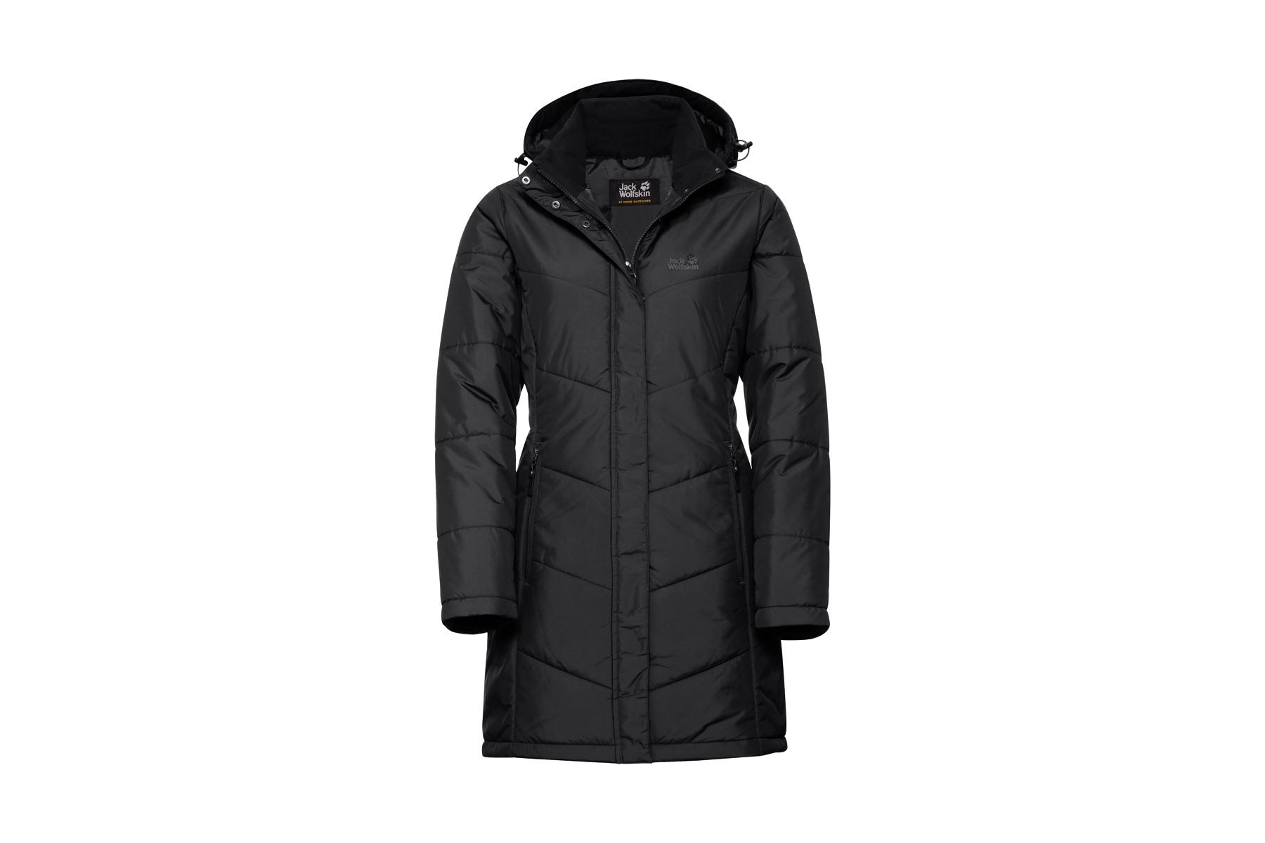 Wolfskin Coat Svalbard Women Mantel Jack Damen lwPXukiOZT